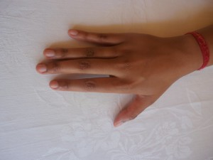 Smooth fingers