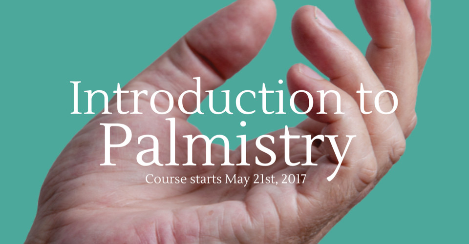 Palmistry course 2017