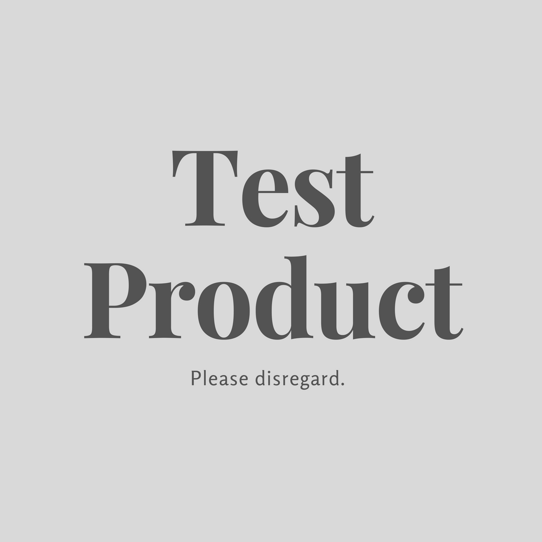 TEST: $1 00 product
