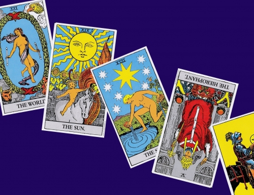 Making Reversed Cards Clear in Tarot Readings
