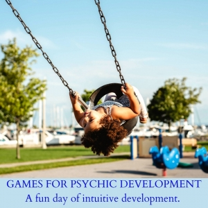 Games for Psychic development – 1 day course